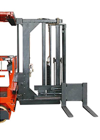 Long Load handling - Agricultural-equipment manufacturer