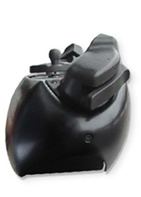 Side view Thumb Knob Console