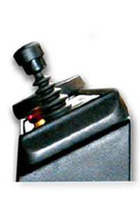 Side View Joystick Console